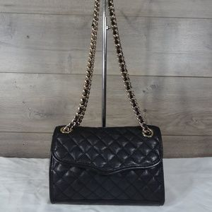 Rebecca Minkoff Quilted Rebecca Shoulder Bag